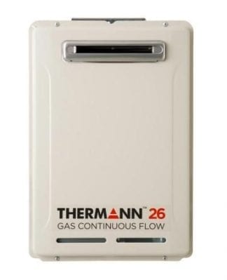 Gas Continuous Hot Water